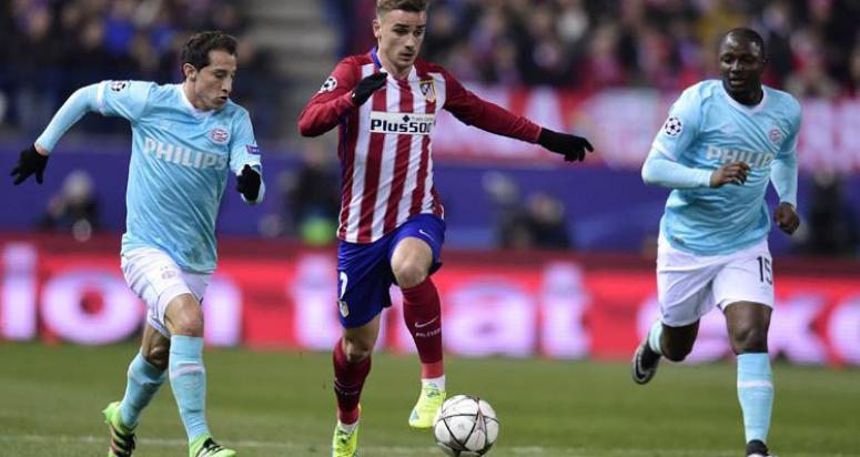 Madrid'deki tarihi maçta Atletico turladı