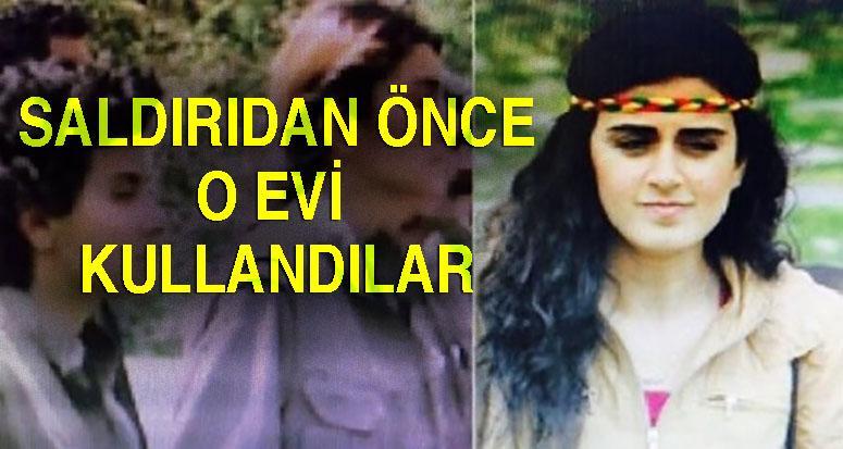 Ankara saldırganları bu evde saklandı!