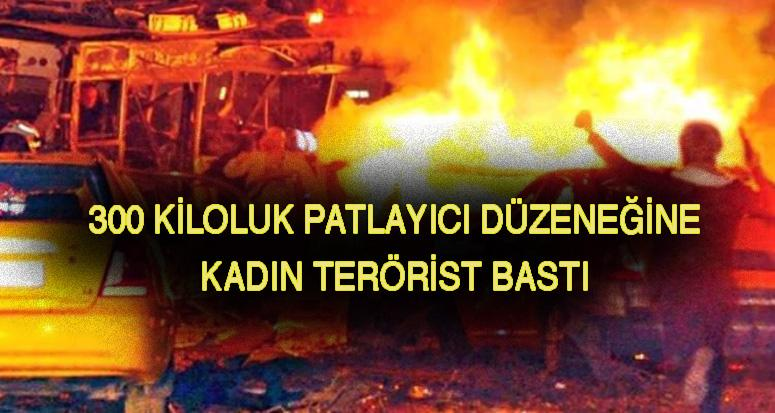 Ankara saldırısında önemli ayrıntı!