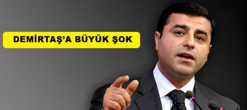 Demirtaş'ın fezlekesi Ceza İşleri Genel Müdürlüğünde!
