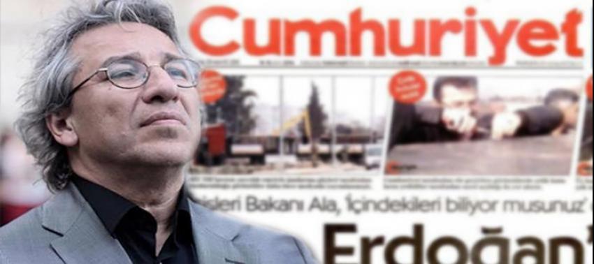 Sözde yazar Erdoğan'a kin kustu!