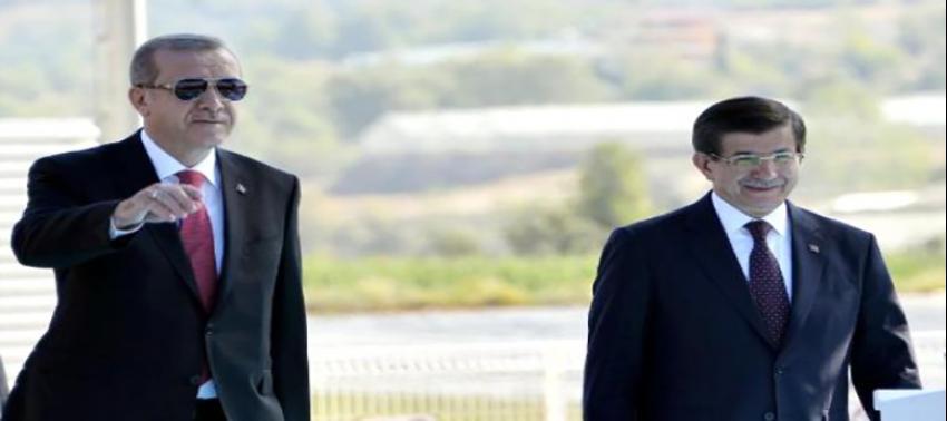 Davutoğlu ile Erdoğan zirvesi Beştepe'de gerçekleşiyor