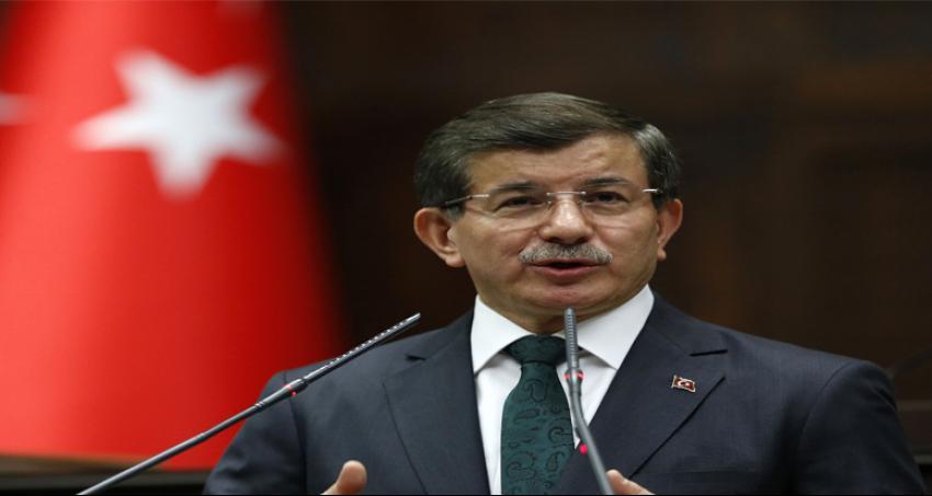 Davutoğlu: Teröre,teröriste destek verenler gazi meclisimizde barınamazlar