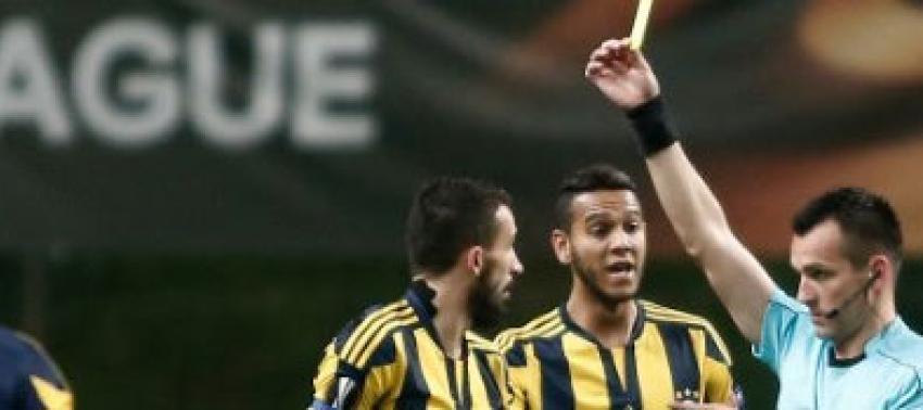 Fenerbahçe'yi katleden Hırvat hakem çeyrek finalde