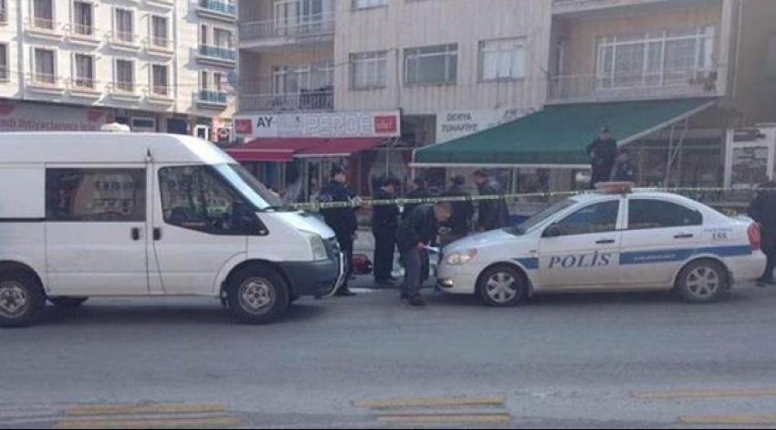 Başkentte silahlı saldırı: Yaralılar var!