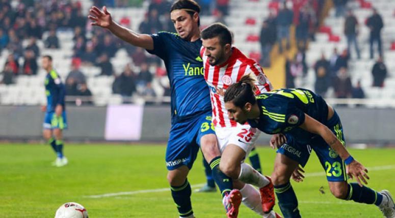 Fenerbahçe kupada fire verdi!