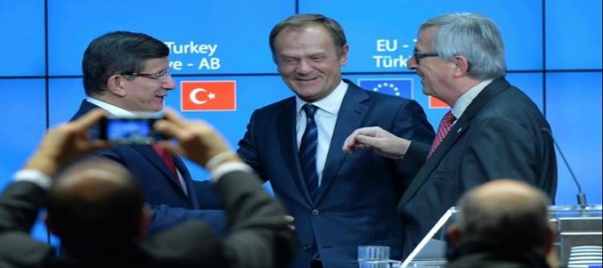 Türkiye-AB arasında ilk uzlaşı