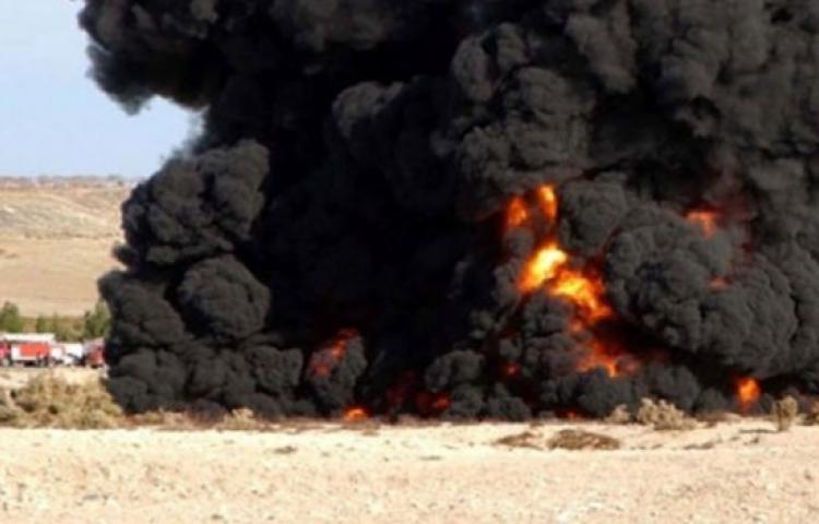 Kuzey Irak'taki PKK kampı patladı!