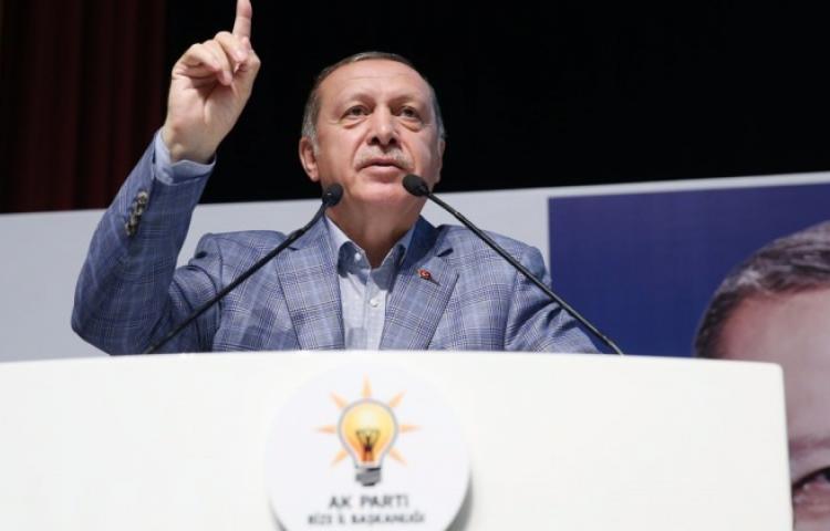 Erdoğan'ın ziyareti öncesinde Atina'da önlemler arttırıldı!