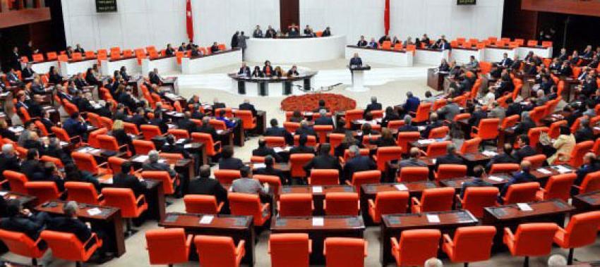 Meclis'te kritik 'dokunulmazlık' görüşmeleri başladı