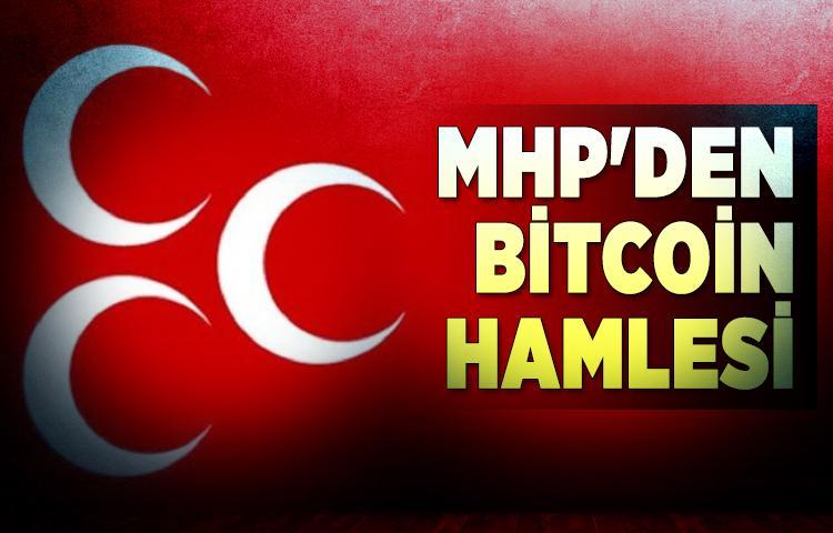 MHP'den Bitcoin hamlesi