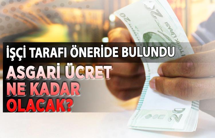 İşçi kesiminden asgari ücret için 9 talep!