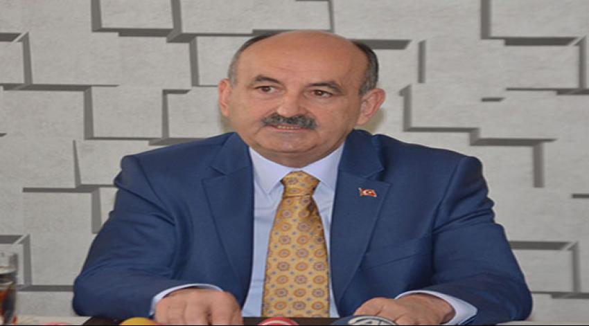 Bakan Müezzinoğlu'ndan açıklama