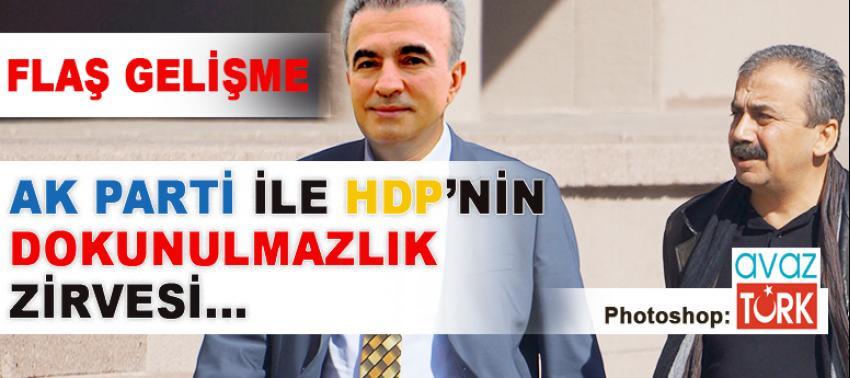AK Parti, 'DOKUNMA'YI HDP ile de görüşmüş!