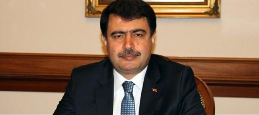 Vali Vasip Şahin'den flaş Taksim açıklaması!