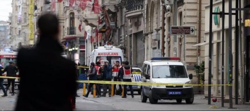 Taksim saldırısı ile ilgili yeni gelişme!