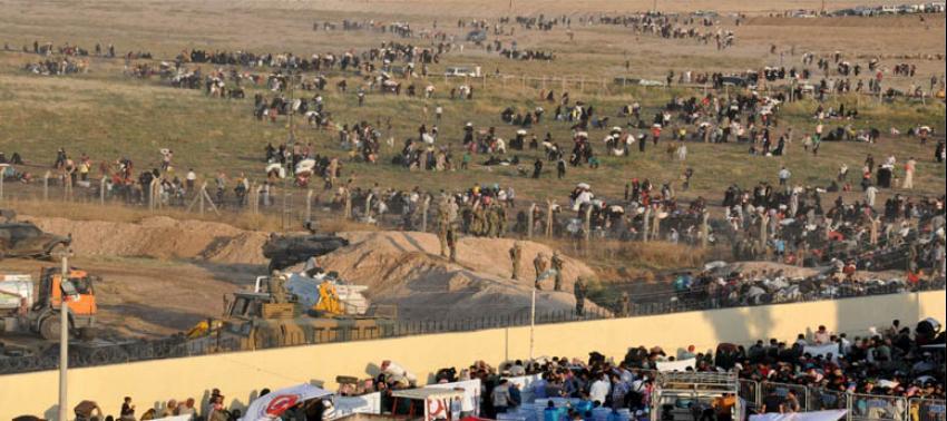 PYD, Türkmenlere işkence yapıp göçe zorluyor!