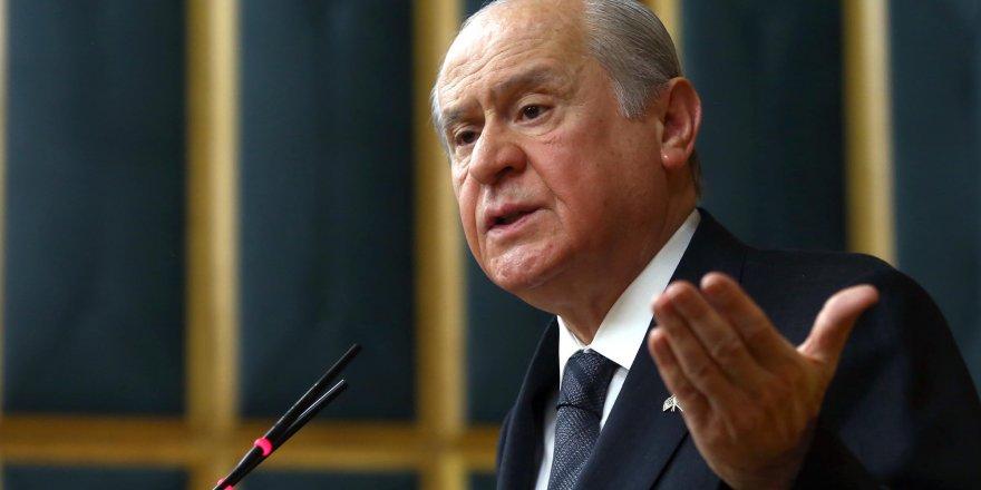 MHP lideri Bahçeli'den Fransa'ya çok sert tepki!