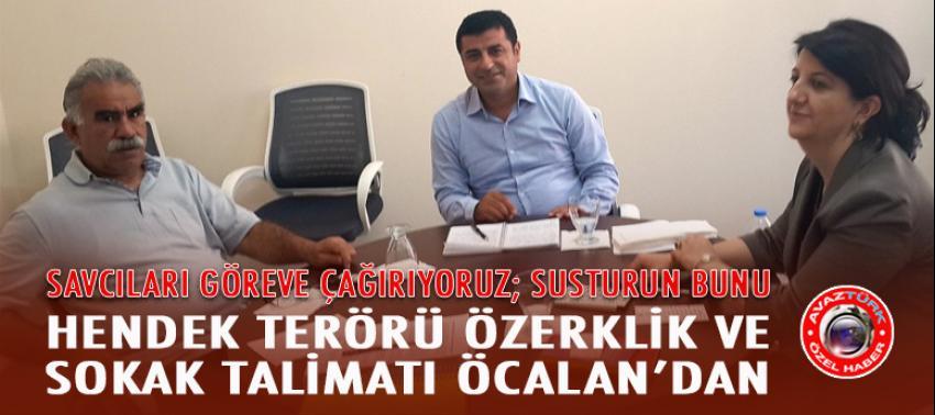 Savcılar göreve; Öcalan'a acil soruşturma açılmalı / ÖZEL HABER