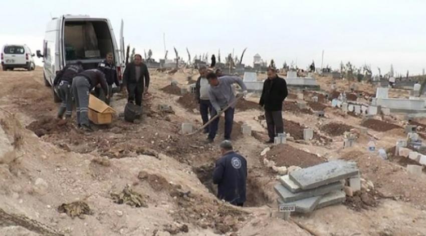 Bombacının cenazesini köylüler kabul etmedi