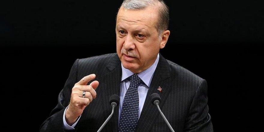 Cumhurbaşkanı Erdoğan: Bu millete ihanet edeni affetmeyiz