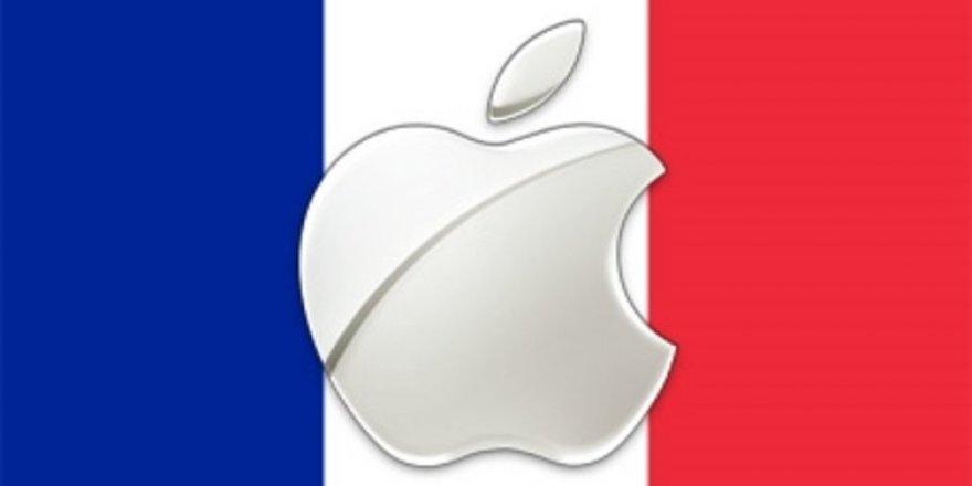 Fransa'da Apple'a soruşturma açıldı