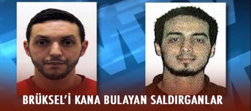 Belçika saldırganların fotoğrafını yayınladı