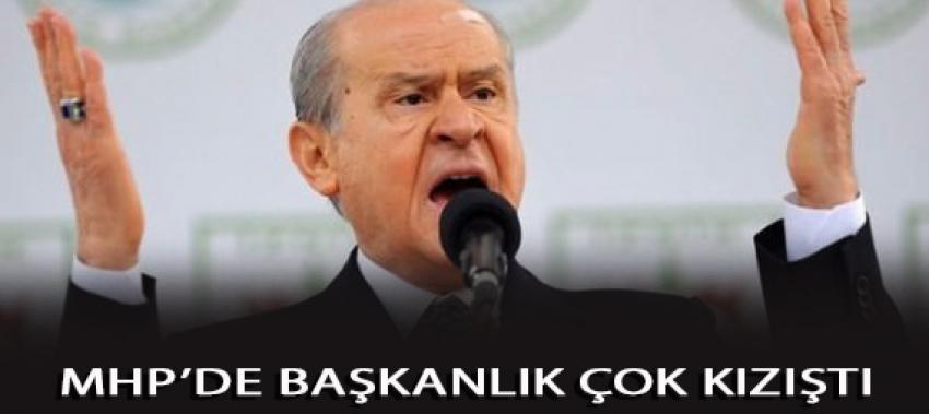 MHP'de başkanlık iyice kızıştı: Bahçeli'ye bir rakip daha