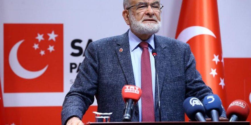"""Saadet Partisi kararını açıkladı: """"Cumhurbaşkanlığı seçiminde bir aday çıkaracağız"""""""