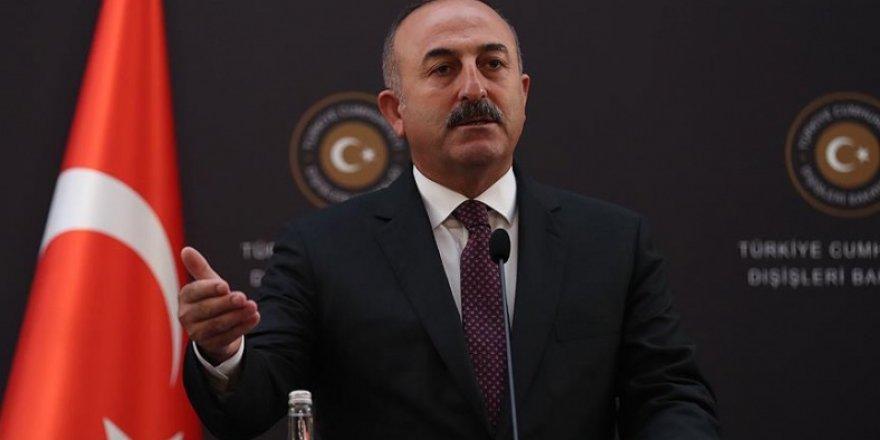 Çavuşoğlu : Türkiye, ABD'den çok daha güvenli bir ülke