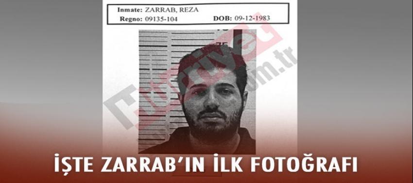 İşte Zarrab'ın gözaltındaki ilk fotoğrafı