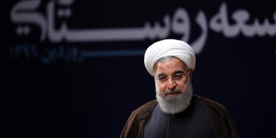 Ruhani: Saldırı Orta Doğu'da yıkıma neden olacak