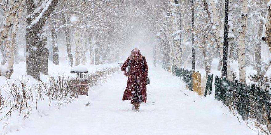 Meteoroloji kar yağışı ile ilgili son tahminini açıkladı!