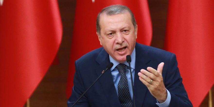 Cumhurbaşkanı Erdoğan'dan terör destekçisi Kaftancıoğlu'na sert tepki!