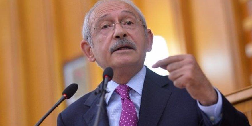 Kılıçdaroğlu'ndan skandal suçlama!