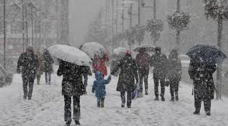 Meteoroloji raporları açıklandı; Kar yağışı yeniden geliyor