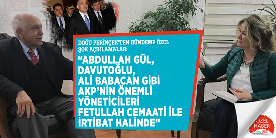 FETÖ Amerika'nın Türkiye'de kurduğu gladyodur