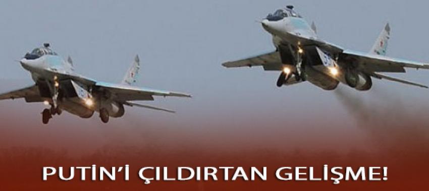 Rusya'ya Suriye'de bir şok daha!