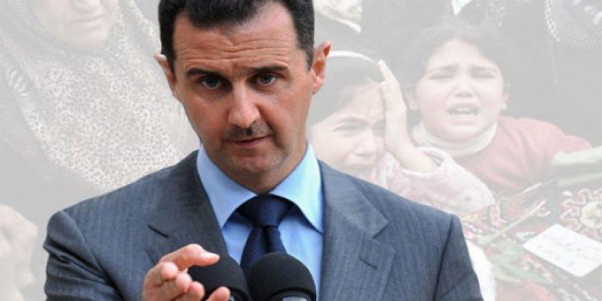 Esed'den 'soykırım' provokasyonu