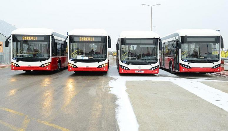 Konyalılar 'ilk elektrikli otobüse'' binecek