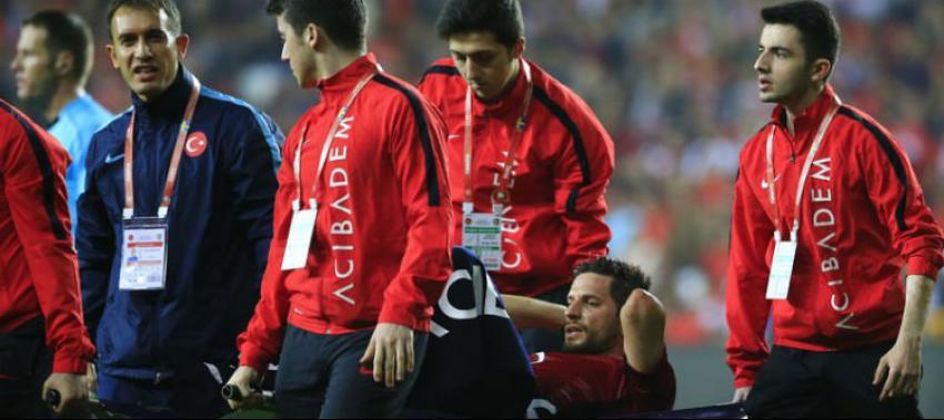 A Milli Takım'da şok! 4 futbolcu kadrodan çıkarıldı