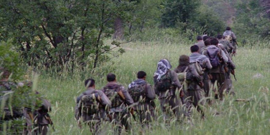 Kuzey Irak'a hava harekatı! 6 terörist öldürüldü…
