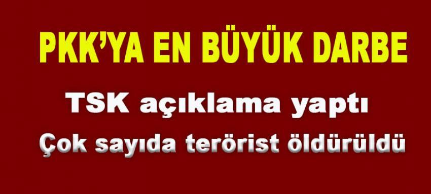 PKK'ya en büyük darbe!