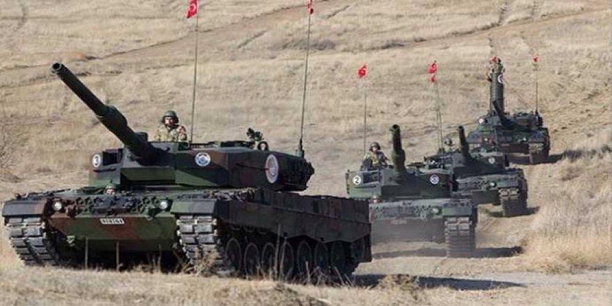 TSK konvoyu İdlib'deki 9. gözlem noktasına intikal etti