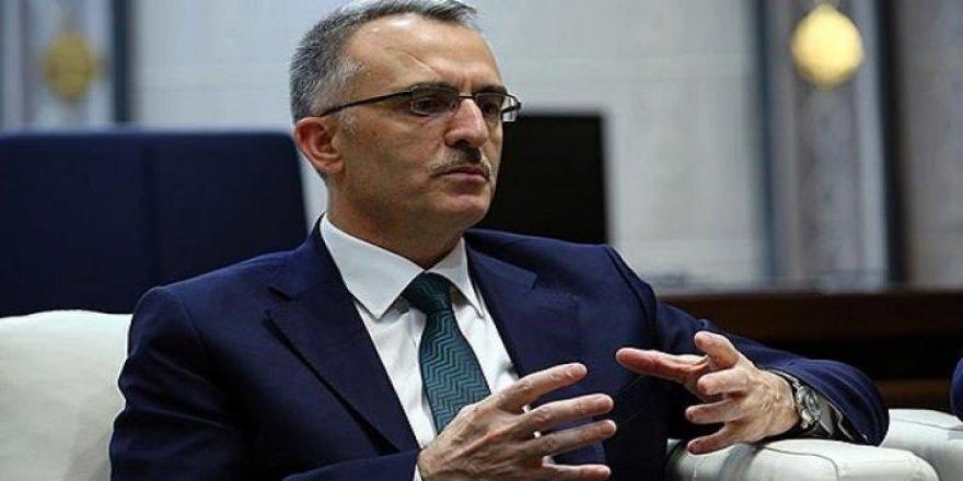 Maliye Bakanı Ağbal'dan kritik uyarı!
