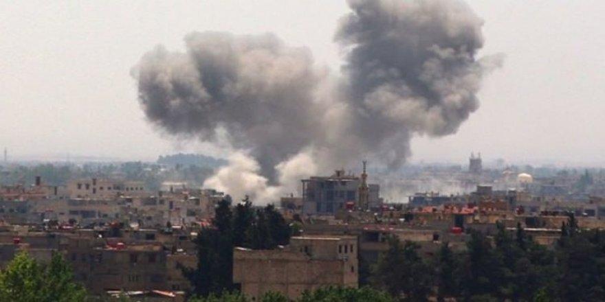 Suriye'nin Kamışlı kentinde patlama!