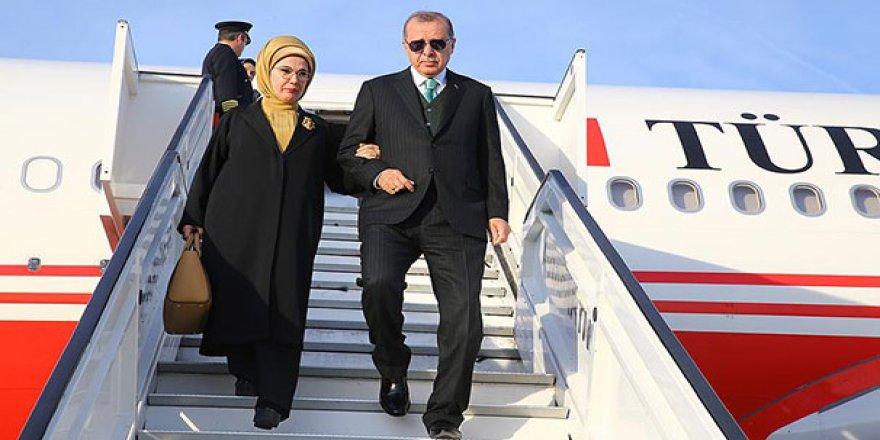 Cumhurbaşkanı Erdoğan, 4 ülkeyi ziyaret edecek