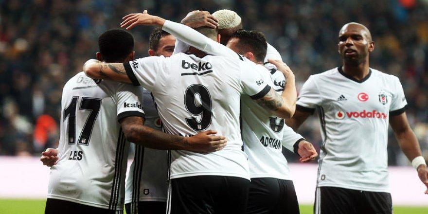 Beşiktaş kitik virajda