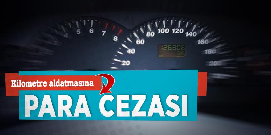 Aracın kilometresini düşüren sahtekarlara kötü haber! Hapis cezası…