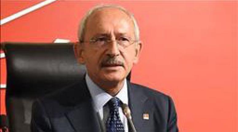 Kılıçdaroğlu'na 500 kişiden suç duyurusu!